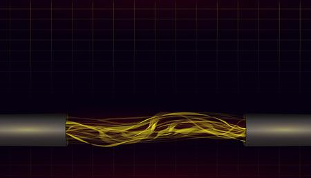 fibres: optical fibres  technology background
