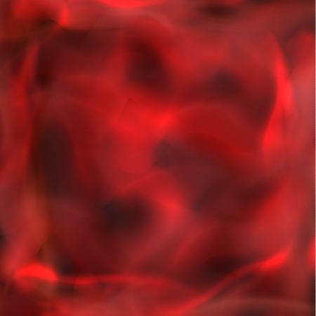 抽象的な背景の赤い珍しいイラスト