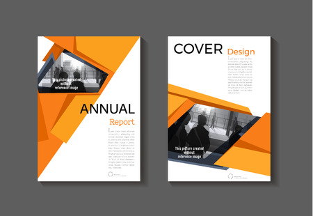 Yellow abstract cover modern cover book brochure template design vector yellow abstract cover modern cover book brochure template design annual report magazine and flyer layout vector a4 maxwellsz