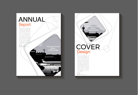 cover abstract background Circle modern  design modern book cover Brochure cover  template,annual report, magazine and flyer layout Vector a4