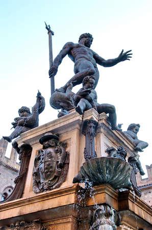 Neptune fountain - Bologna photo