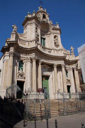 sicilian: Sicilian Baroque.