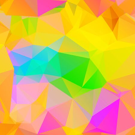 colofrul: Seamless colorful geometric, low poly pattern.