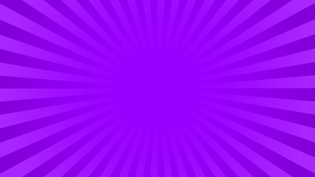 Bright violet rays background. Vectores