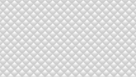 Quilted white background. Widescreen wallpaper. Vector eps 10
