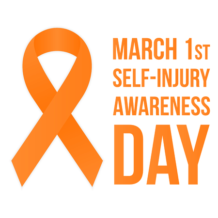 Self-injury Awareness Day poster