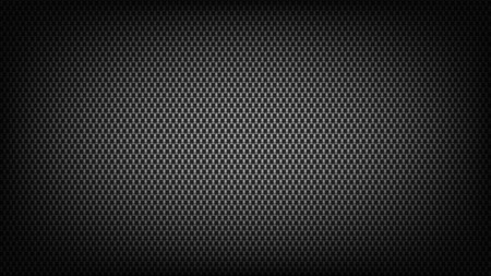 Fond d'écran large en fibre de carbone. Contexte technologique et scientifique.
