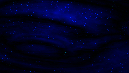Colorful vivid background. Night starry sky. Northern lights. Nebula full of stars. Outer space. Vector, eps 10