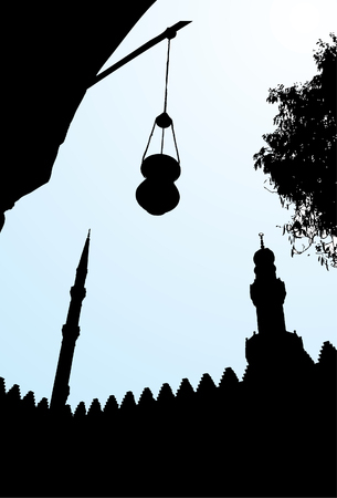 Salah El Din Castle 1 Illustration