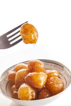 caloric: Arabian Dessert - Ramadan Dessert