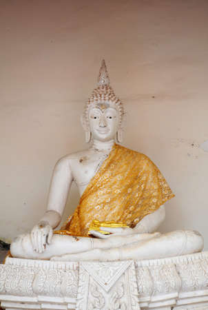 A Buddha statue in phetchaburi province, Thailand Stock Photo - 7415983