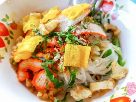 Thai noodle Archivio Fotografico