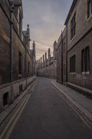 cambridge: Old Cambridge street
