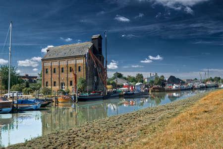Faversham docks