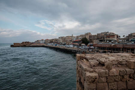 snapshots of the old parts of Acer or Akko as its known in Israel