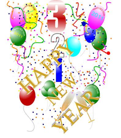 beginnings: new years celebration