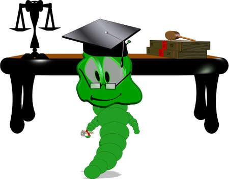 Willy worm afgestudeerden law school
