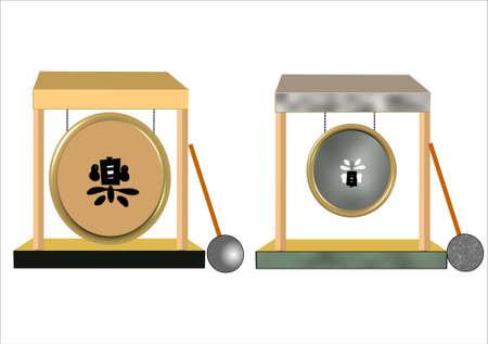 oriental gongs