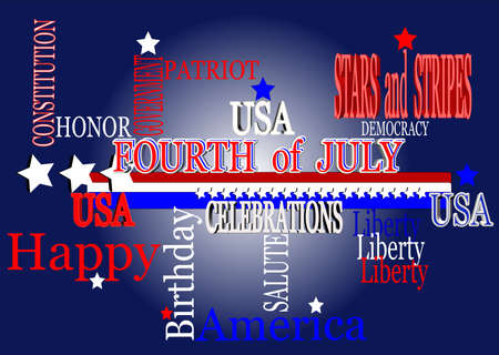 fourth of july  Stock Photo - 9740153