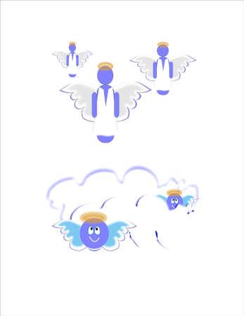 ANGELS Vettoriali