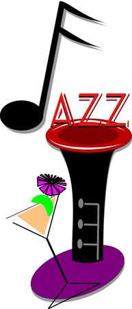 smooth background: jazz