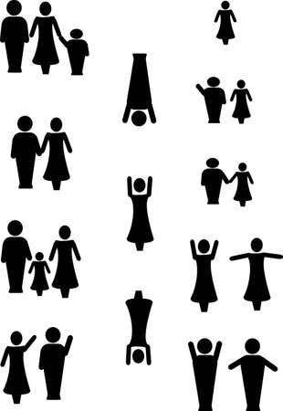 familie iconen