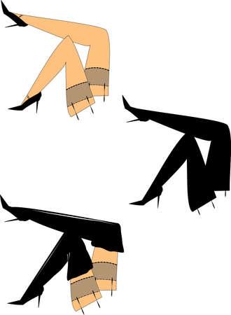erotic fantasy: legs
