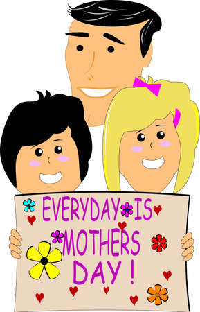 everyday: everyday is mothers day