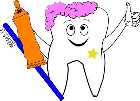 great checkup at dentist