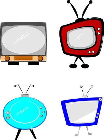 sheik: retro televisions
