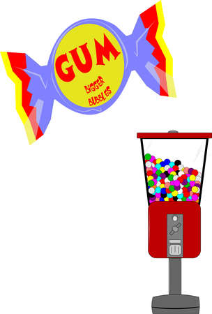 wrappers: gum