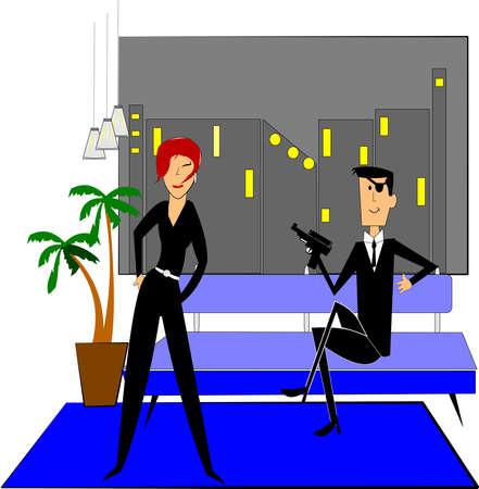penthouse: spys