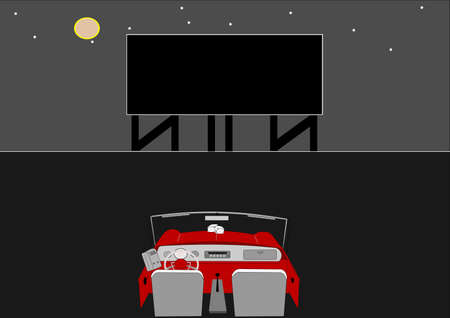date night: drive in