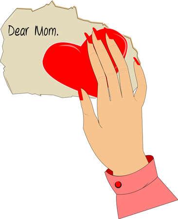 dear: dear mom