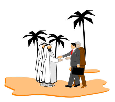 politic: middle east meeting