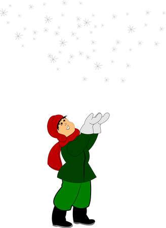 muffs: prima nevicata dell'inverno
