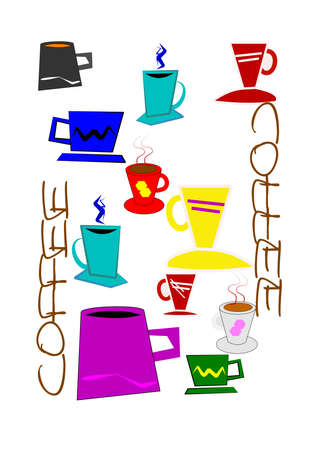 coffee time Stock Vector - 17425474