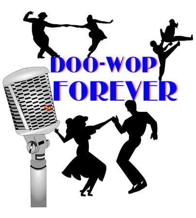jive: doo wop forever