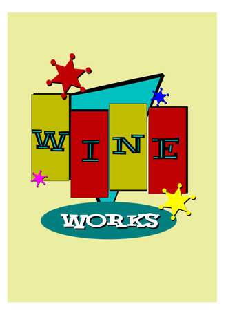 wine works concept
