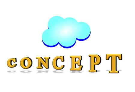 concept concept Stock Vector - 20643368