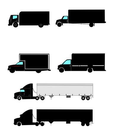 18 wheeler: trucks set