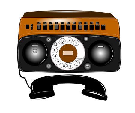 telefon: Początki technologii telefonów komórkowych