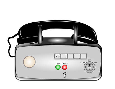 telefon: Radio Telefon stary telefon