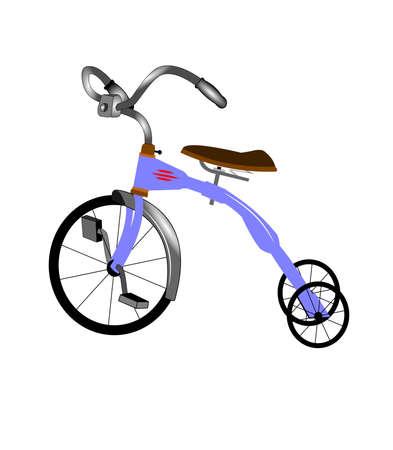 tricycle: vintage tricycle