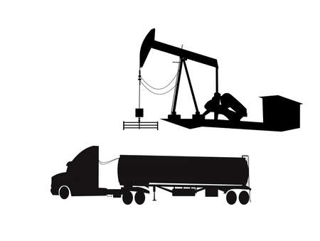 Alles over de olie begrip Stockfoto - 20855142