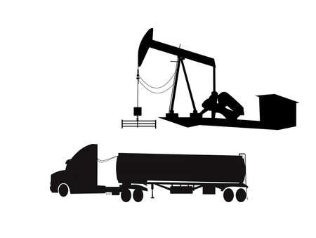 camión cisterna: todo sobre el concepto de petróleo