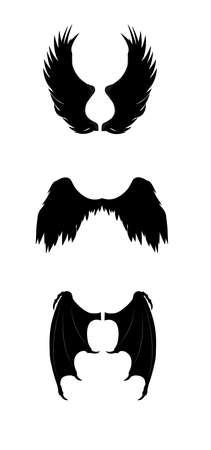 elvonult: szárnyak