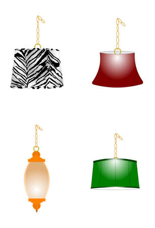 swag: retro swag lamps from sixties era