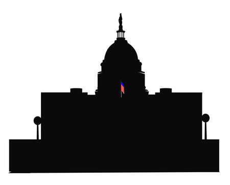 국회 의사당: 직류 개요에서 국회 의사당 건물