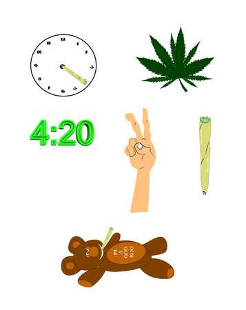 reefer: 420 time